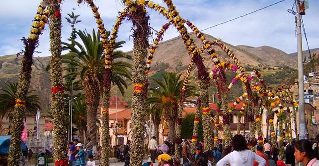 Semana Santa en Chanchamayo