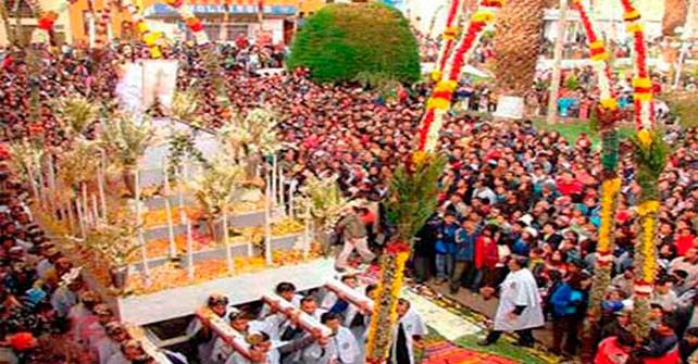 Semana Santa en Tarma